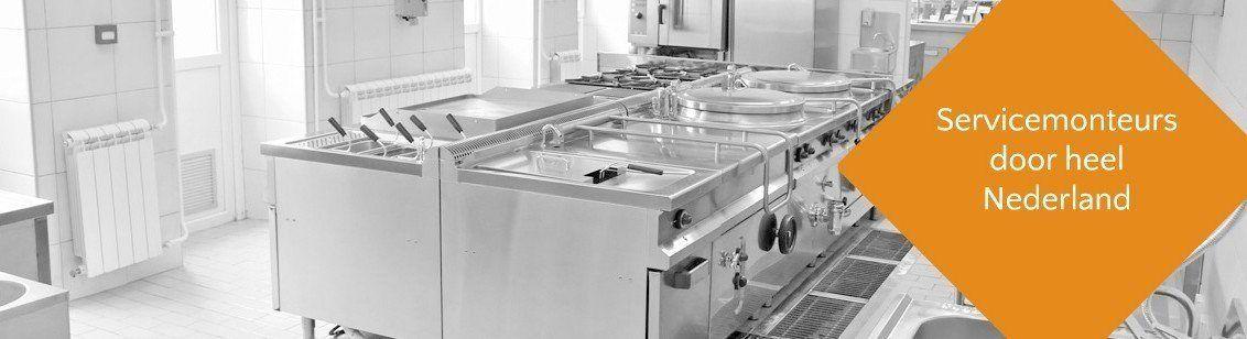 grootkeuken service in heel Nederland